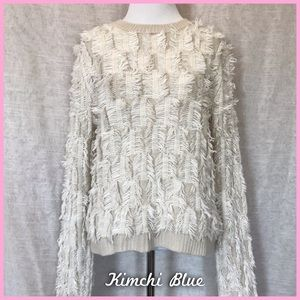 Urban Outfitters Fringe Sweater